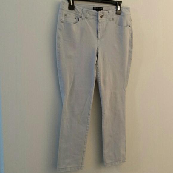 INC ankle length pants